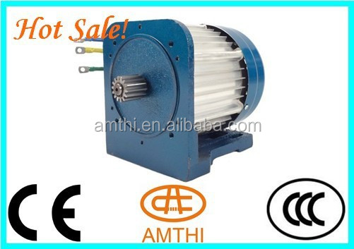 Waterproof Protect Feature and Brushless Commutation 2015 48v 850w mid position motor,Amthi