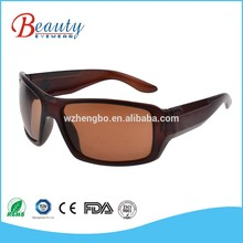 Competitive price large frame fashion sunglasses 2012