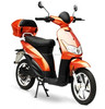 Mini electric scooter with pedal,lead acid /lithium li-ion battery for Italy