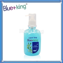 Blue-Touch Alcohol Free Pearlized Liquid Soap hand washing detergent liquid 500ml