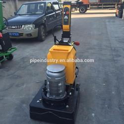 Different Models of used concrete floor grinders for sale with vacuum 150W