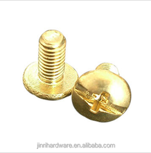 Brass cheese slot Screw Customized Designs and Specifications Welcomed