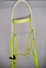 Waterproof PVC Horse Bridle and rein for Horse Racing