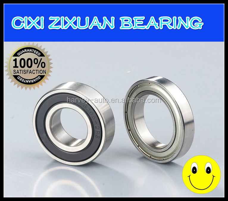 motorcycle bearing Deep groove ball bearing 6300 2RS 6301 2RS cixi bearing with good quality and price 6300 ZZ Z2 grade