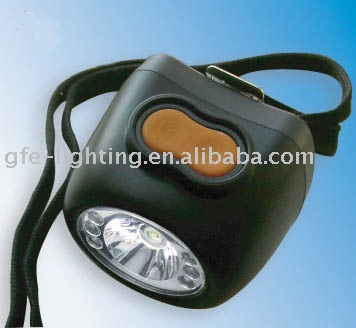 Mining safety / intrinsically safety cap lamp / miner lamp