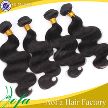 Could be dyed color loose wave texture Good quality wholesale brazilan human hair extensions
