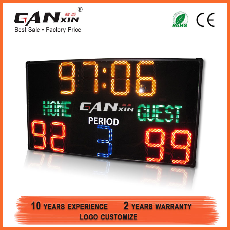 Football basketball used scoreboard for sale