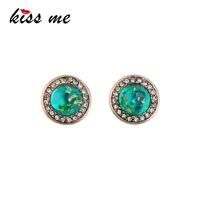 2017 New Fashion Stud Earrings Of Ear Clip Earrings For Women Fancy Stud Earring