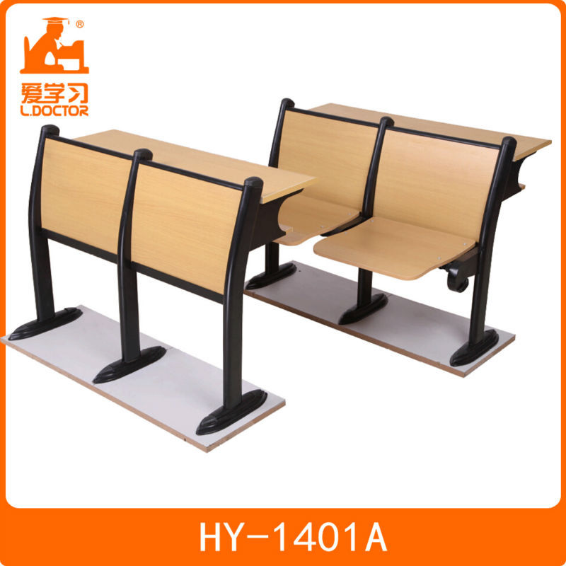 new design combo school desk and chair