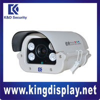 China manufacture 1080P HD CMOS IP Water-proof Infrared Array Camera, Lox Lux