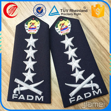 Custom military Captain epaulette for uniform
