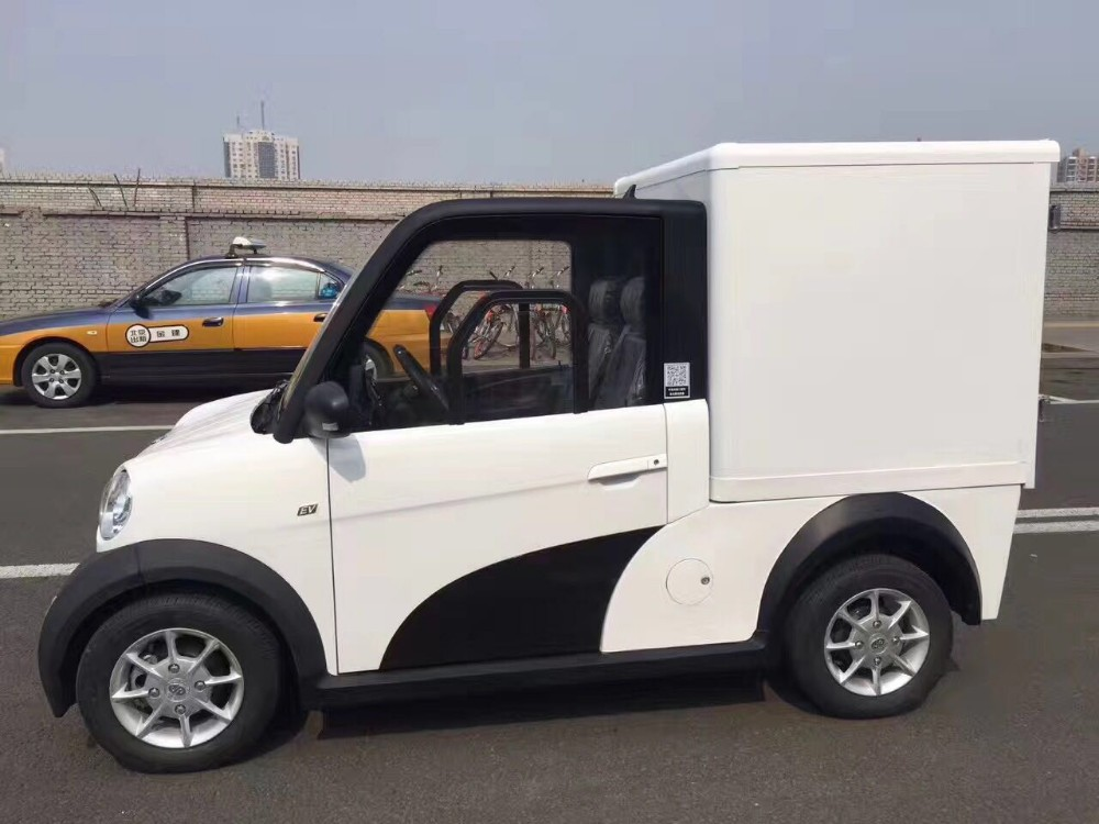Chinese brand mini electric cargo van