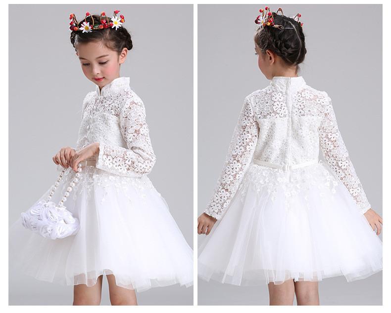 Wholesale flower girl dress white online buy best flower girl baby stronggirlstrong summer sleeveless strongdresses mightylinksfo