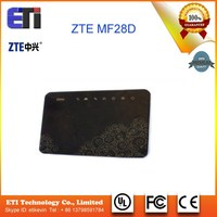 42Mbps ZTE MF28D HSUPA/HSDPA WiFi Gateway 4G WiFi Router