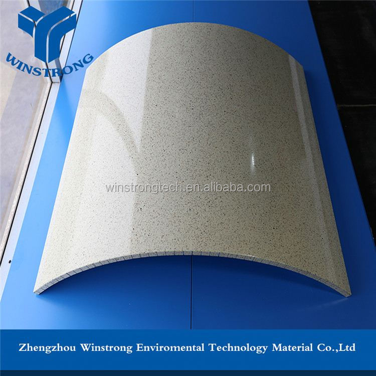 Aluminum Exterior Building Material/honeycomb core composite panel