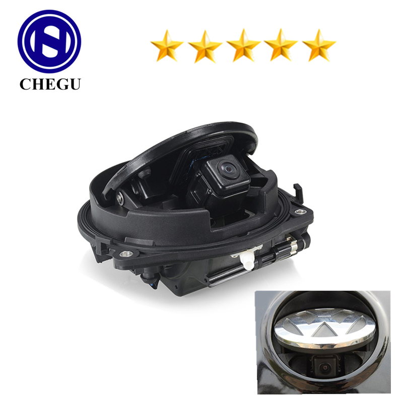 OEM 170 original automatic rollover VW logo reverse reversing camera golf 7 6 <strong>R</strong> GIT Polo B6 B7 B8 for parking back up camera