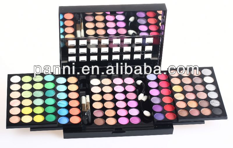 Pro 96 Color foldable eyeshadow palette,makeup case,natural cosmetic