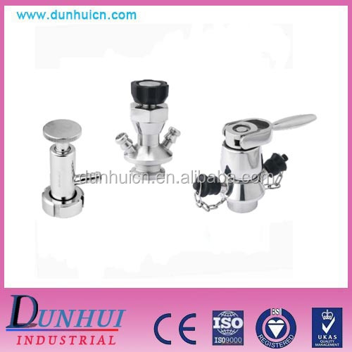 YQ type sanitary Aseptic Sampling Valve for food grade