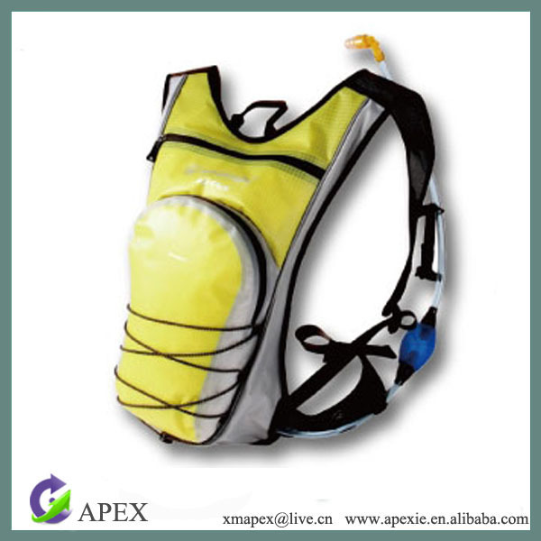economic fashion design military backpack with water bladder