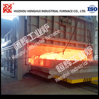 2016 New product energy saving gas industrial furnace in China