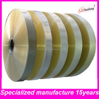 Clear Electrical Insulation Plastic PET Mylar
