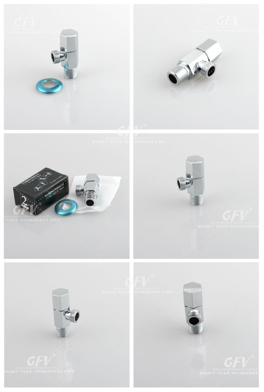 TP-05A angle valve with ceramic valve core
