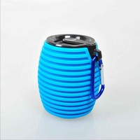 new product rechargeable novelty portable super bass speakers