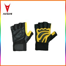 WeightLifting Gloves For Men Custom Fitness GYM Exercise Training Body Building gloves