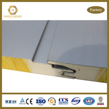 Light Weight and Good Fireproof interlocking exterior wall panels Manufactured in China