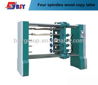 4 Multi spindles Semi Automatic Copying Lathe Machine