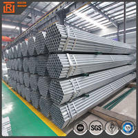 Pre galvanized construction pipe 8 inch schedule 40 galvanized steel pipe made in China