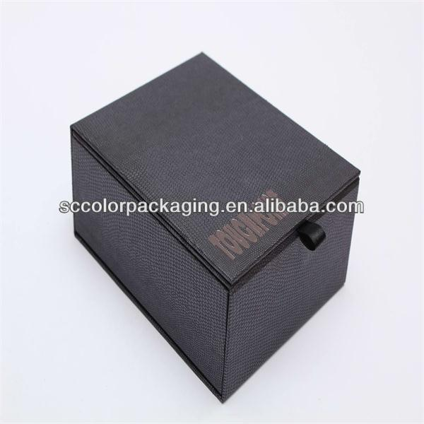 Excellent whole sale luxury wine packing gift box cover