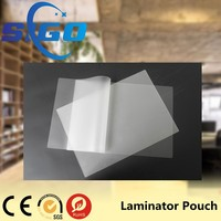 Plastic Laminating Pouch Film Transparent Pet Pouch Film