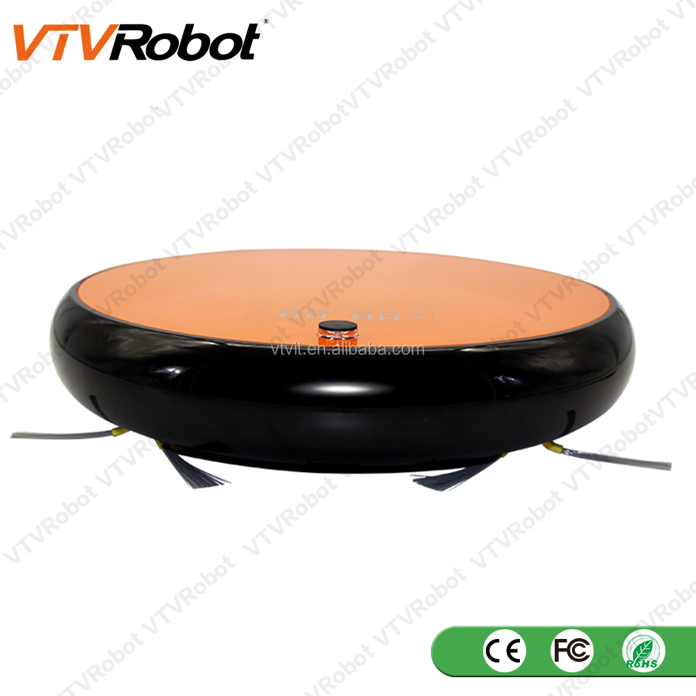 intelligent automatic sweeping robot most sold crazy robot