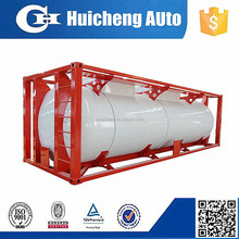 China Manufacture ISO 20ft LPG Tank Container Tank