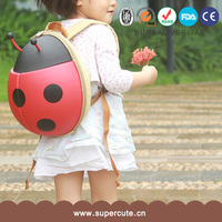 New products 2016 ladybug look baby carrier backpack