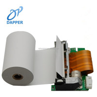 58mm thermal printer mechanism with control board