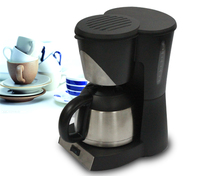10 Cup Anti-drip Coffee maker with warming Functions