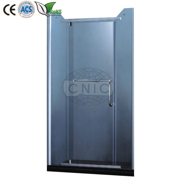 Folding glass shower doors shower screen