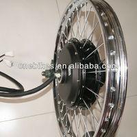 3 kw high power electric motorcycle hub motor