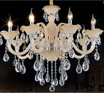Luxury hotel projection modern decorative hanging chandelier