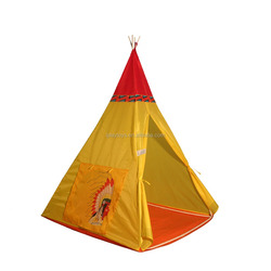 Kids Indian Tents Tipi Tent For Children