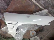 Skyline R33 Wide Front Fender with air vents
