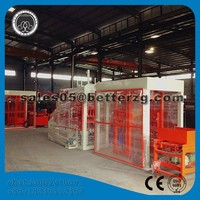 Henan Better concrete international block machines moving paving block making machine QT4-15
