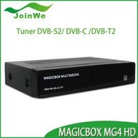 Magicbox with Stock internet tv decoder 6000 hd receiver magic box mg4