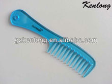 2013 Fashion wide teeth hair and scalp comb