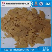 Leather Tannery Chemicals Sodium Hydrosulfide