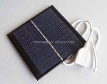 photovoltaic cells price small size 5v 1w solar panel