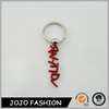 Promotional Best Sell Personalized Metal Key Ring With Letters