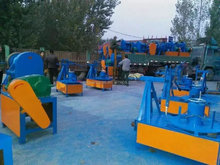 *Sales Promoting* Tyre Circle Cutting Machine for Recycling Waste Tire